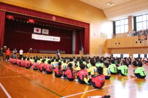 2019夏の県大会 開会式